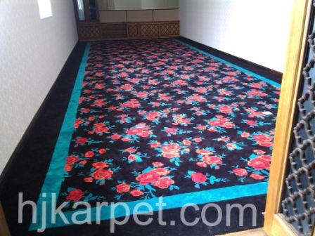 karpet masjid di subulussalam
