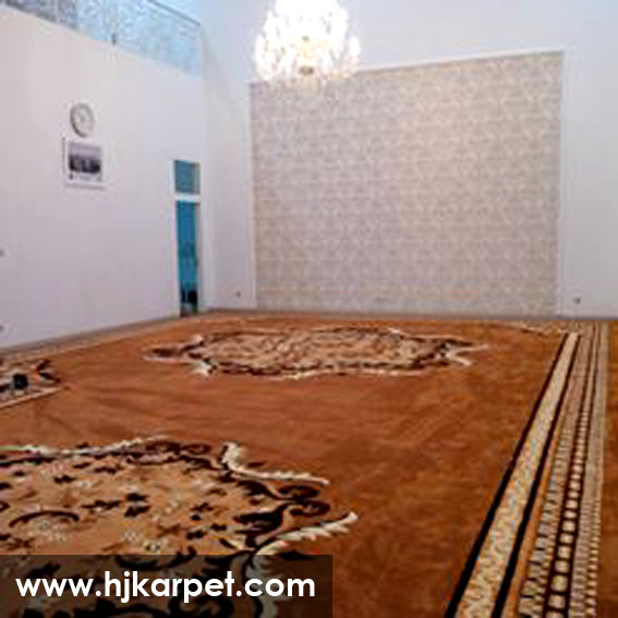 karpet masjid di aceh barat