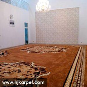 Karpet Rumah Wakil Bupati Cianjur