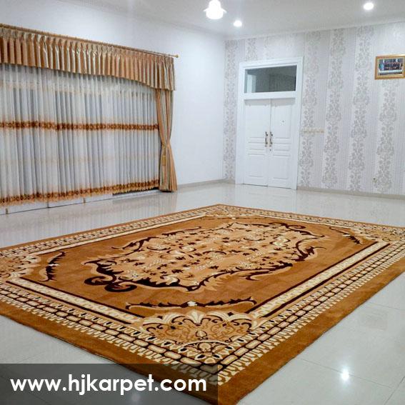 Karpet Rumah Dinas Wakil Bupati Cianjur