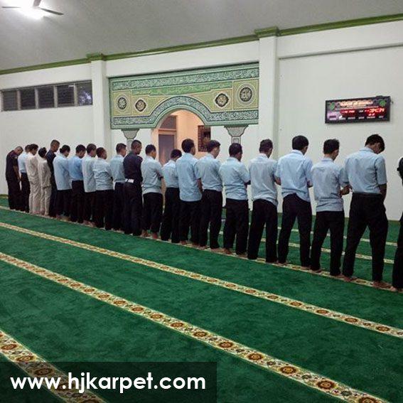 Masjid PT YKK Cibitung Bekasi