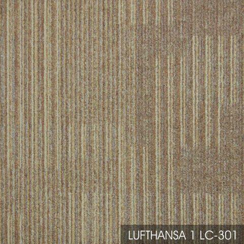 Karpet Tile Lufthansa