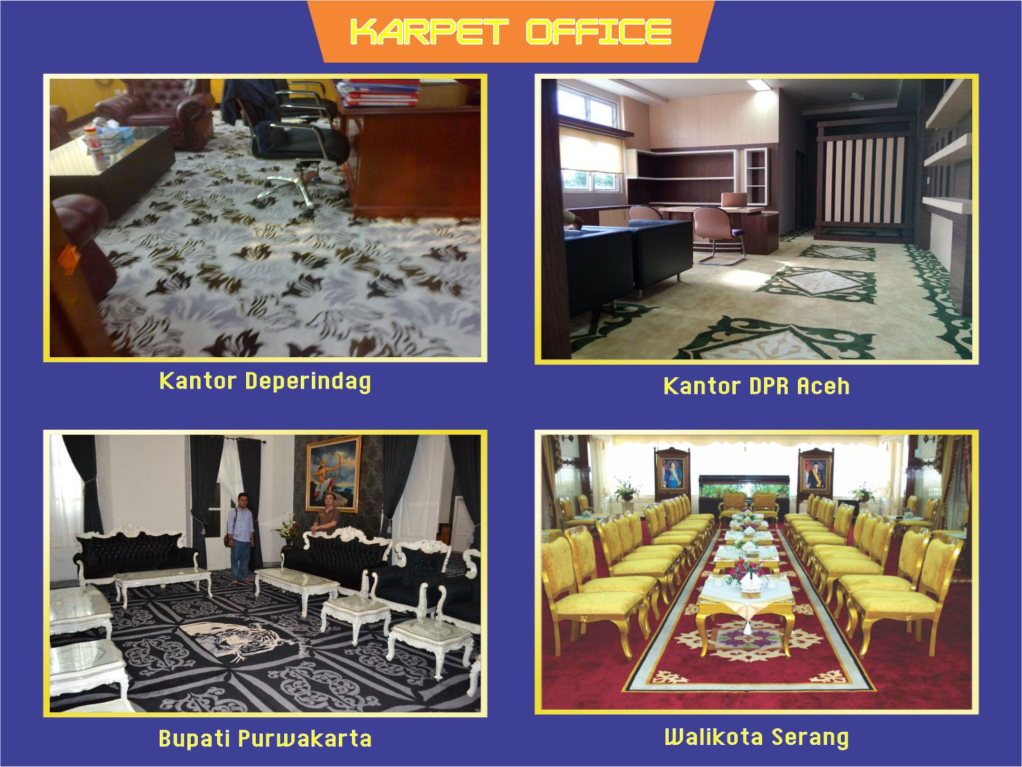 KARPET OFFICE