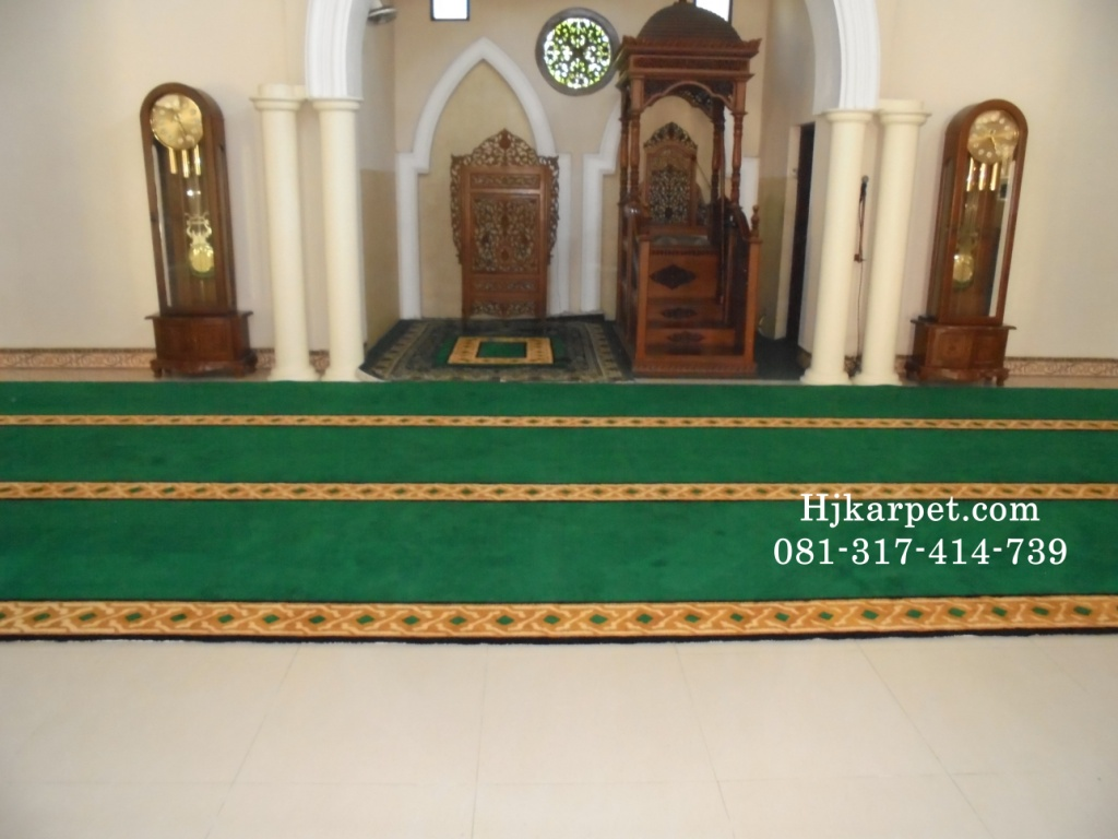 karpet handmade custom desain