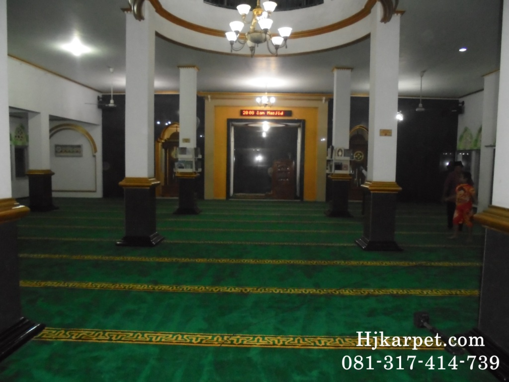 masjid al - irsad cileduk