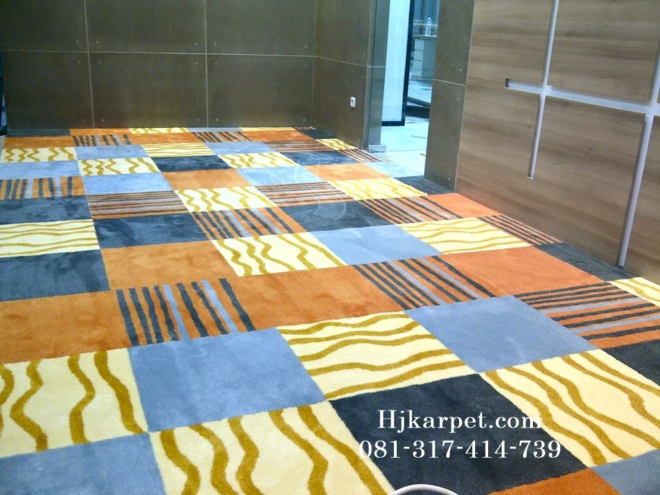 karpet gedung panorama kawasan cbc