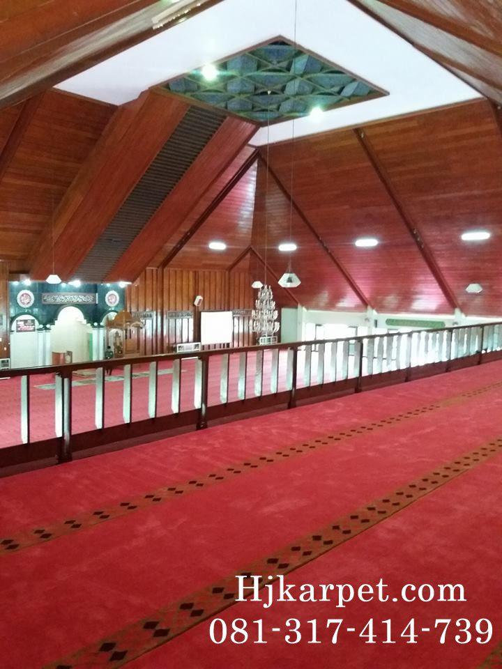 karpet masjid di dompu