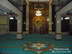 Karpet Masjid Al Hidayah Kuningan