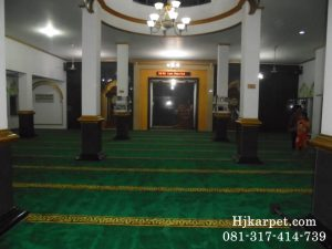 Karpet Masjid Al Irsad Cileduk