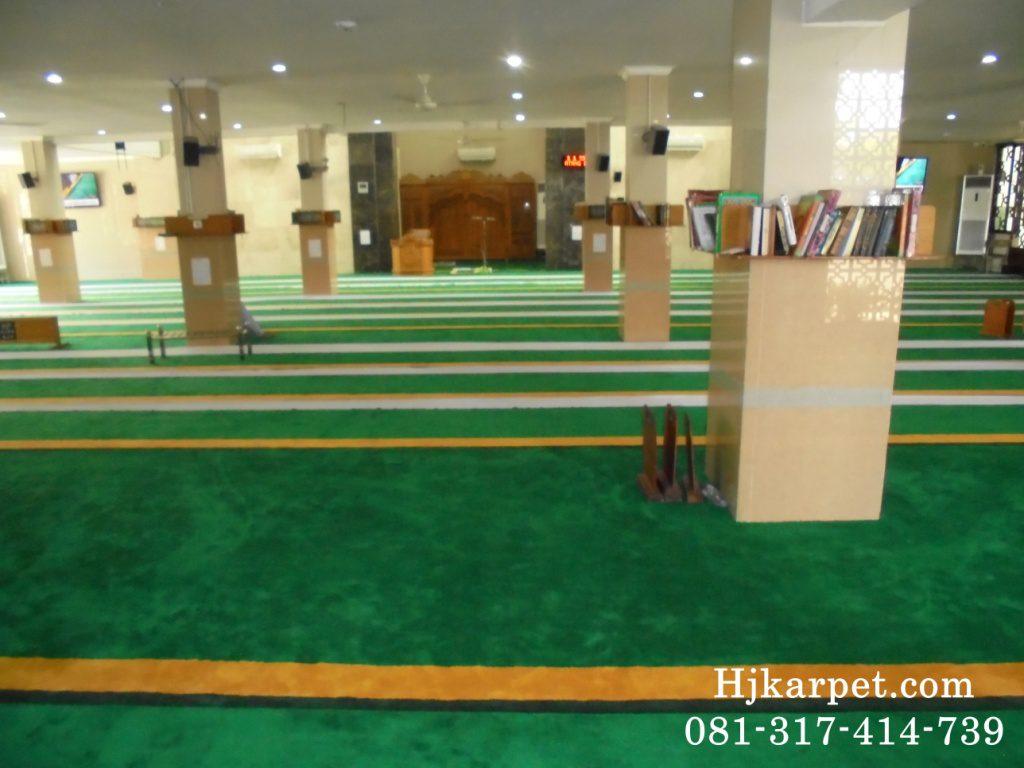 karpet masjid di bantaeng
