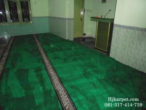 Karpet Masjid An Nur Pekalongan