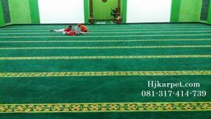 Karpet Masjid An Nur Pengarengan