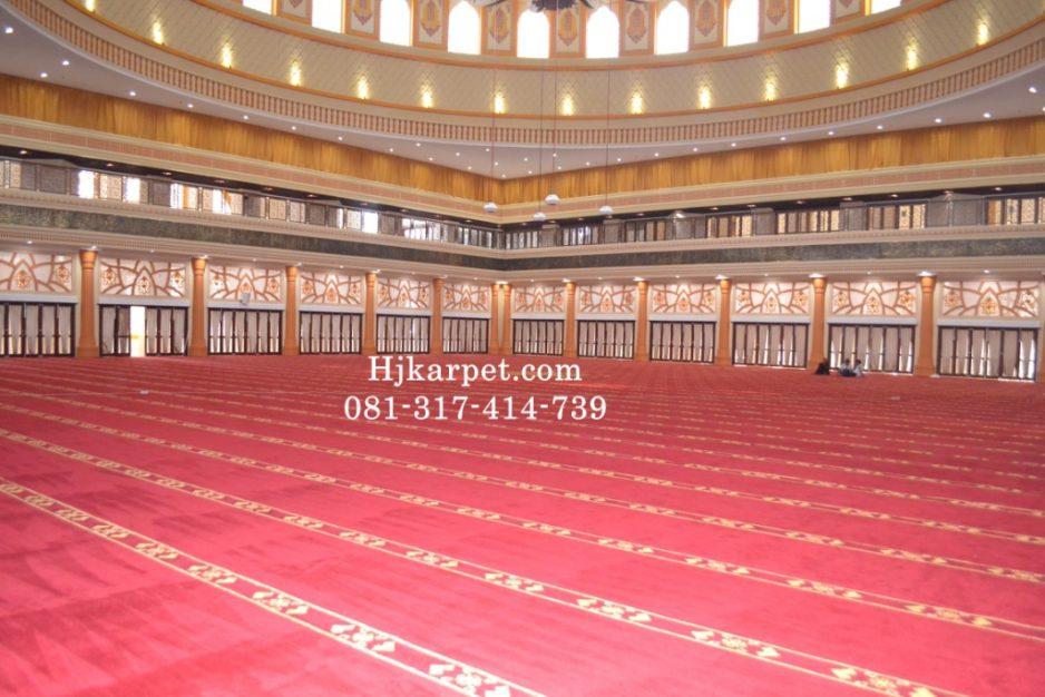 Karpet Masjid Islamic Center NTB
