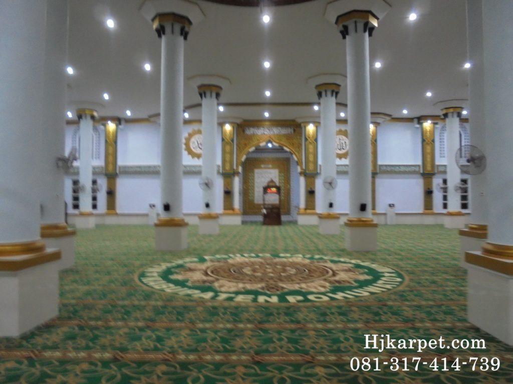 karpet masjid di cirebon