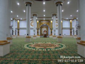 Karpet Masjid Naiturohim Pahuwato