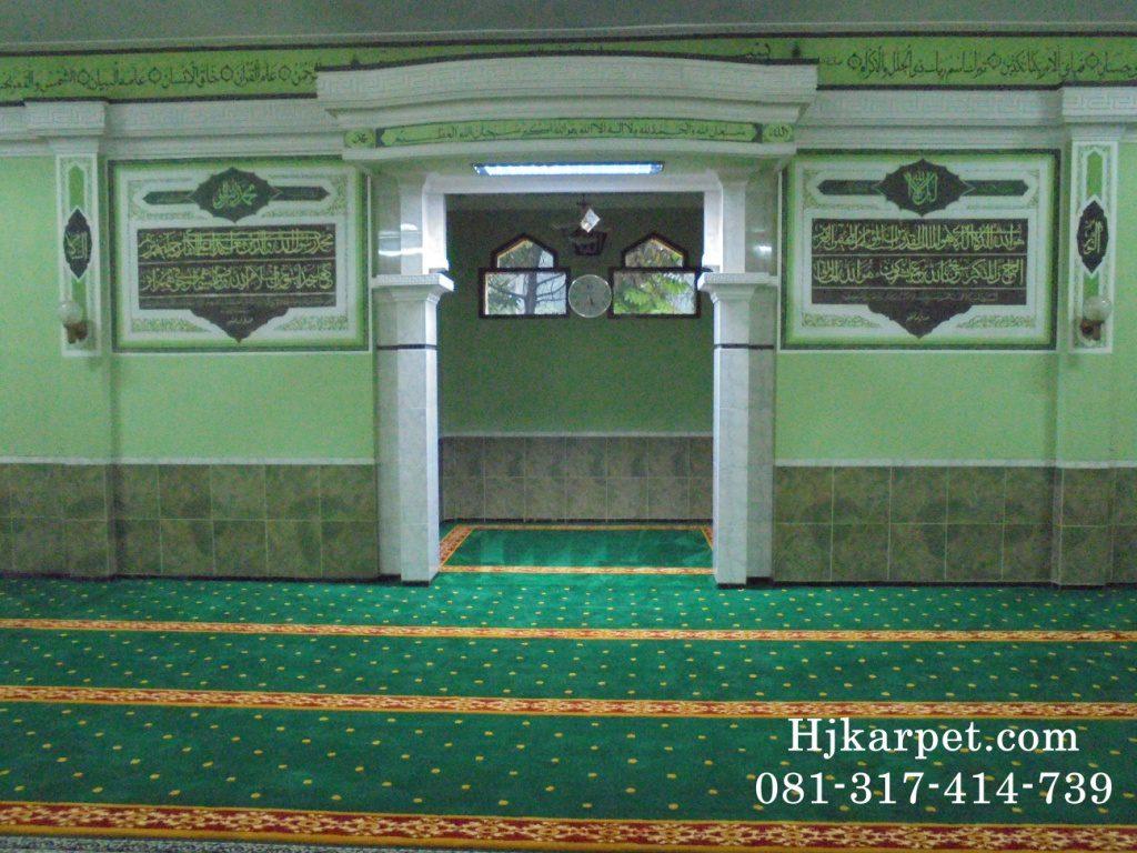 karpet masjid di brebes