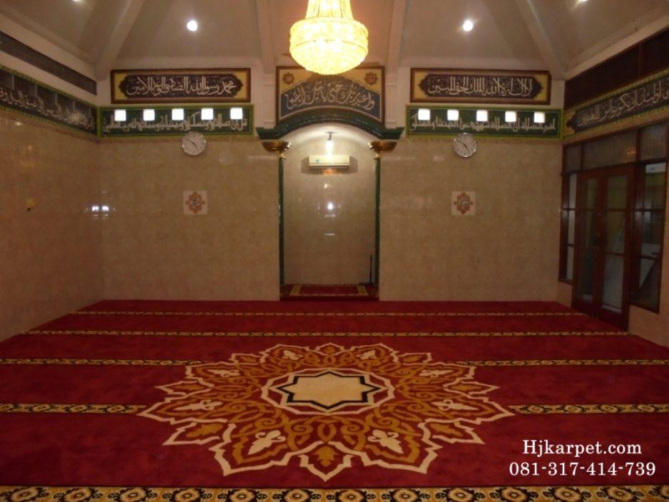 Karpet Masjid P Priyo