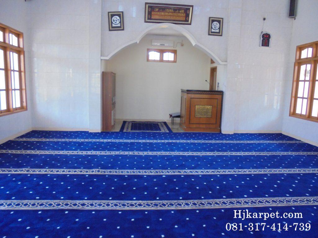 karpet masjid di klaten