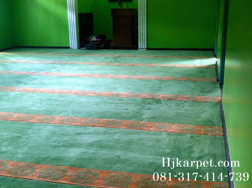 karpet masjid di probolinggo