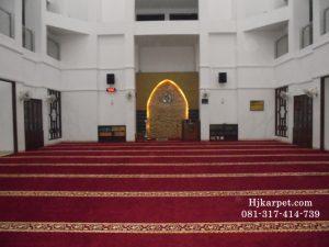 Karpet Masjid Tropikana Cikarang
