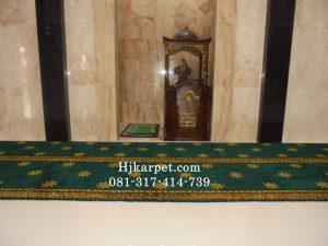 Karpet Masjid Ummul Huda Km 149 Cileunyi