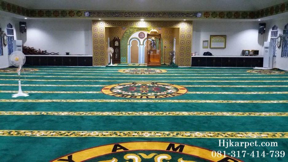 Karpet Masjid YAMP Tembilahan