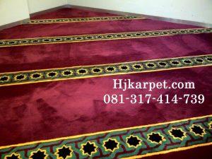 Karpet Mushola Cimb Niaga Gd.Sentrajaya