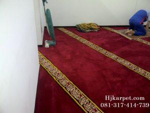 Karpet Mushola Pt Kobelco