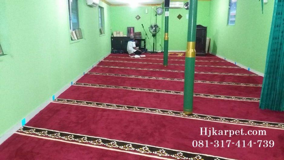 Karpet Mushola Puninar Yunsen