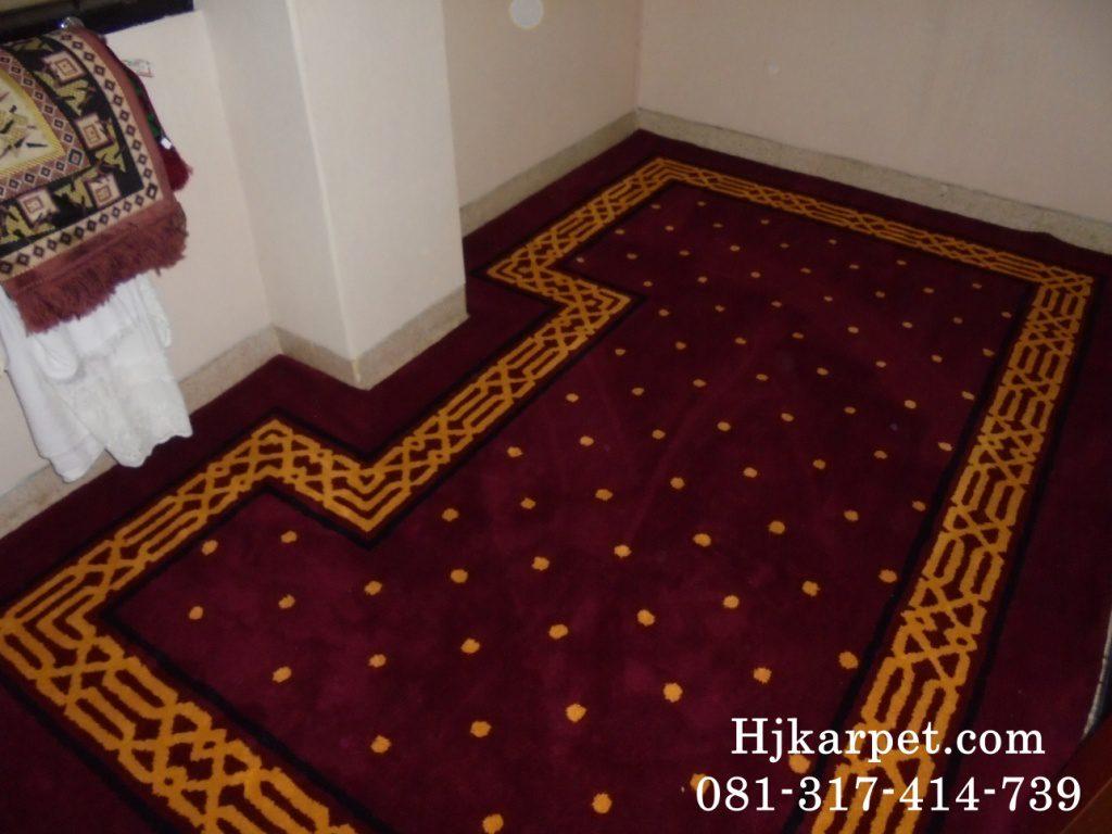 karpet masjid di pacitan