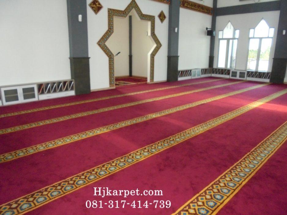 Karpet Roudhatul Jannah Pltu Indramayu