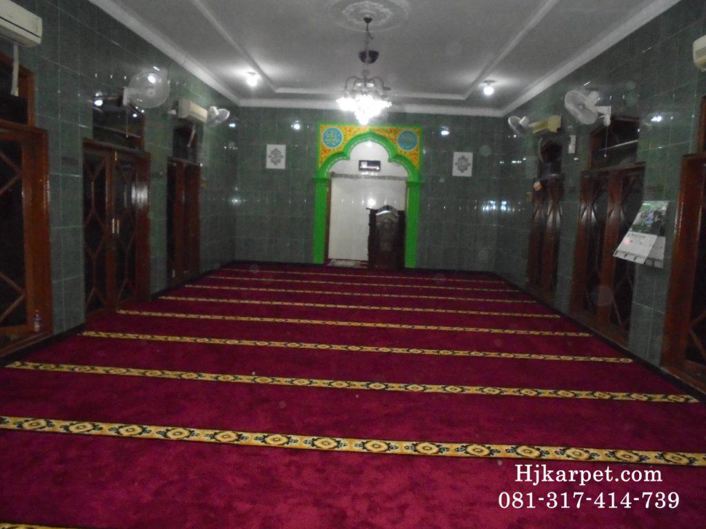 karpet masjid di ngawi