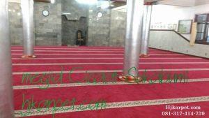 Karpet Masjid Cisaat Bogor