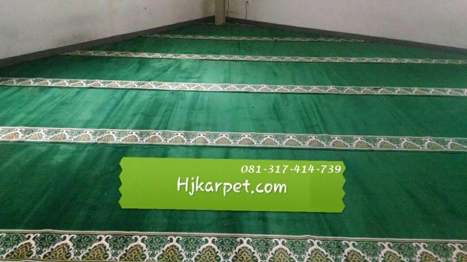 Karpet Masjid PT. Denso
