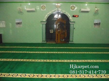 karpet masjid di gresik