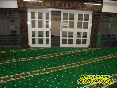 karpet masjid di grobogan termurah