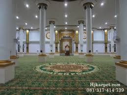 Jual Karpet Masjid Di Kudus Termurah