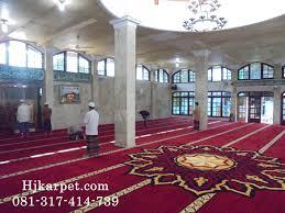 Jual Karpet Masjid Di Wonogiri Termurah