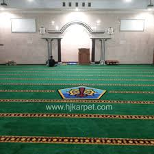 Jual Karpet Masjid di Bener Meriah, Termurah dan Terjamin Kualitasnya