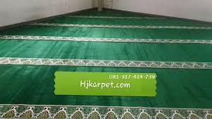 Jual Karpet Masjid di Lhokseumawe, Termurah dan Terjamin Kualitasnya
