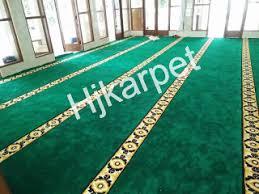 karpet masjid di aceh tengah