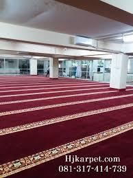 karpet masjid di batang