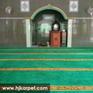 Jual Karpet Masjid di Nagan Raya, Termurah dan Terjamin Kualitasnya