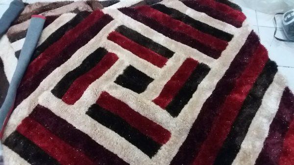 KARPET SHAGGY/BULU PANJANG