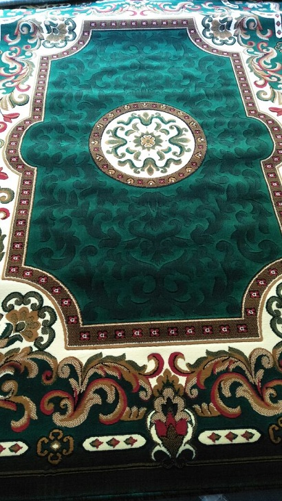KARPET CONCORD 771 RUBBY GREEN