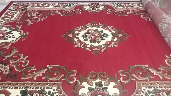 KARPET CONCORD 775 RUBBY RED