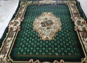 KARPET CONCORD 783 RUBBY GREEN
