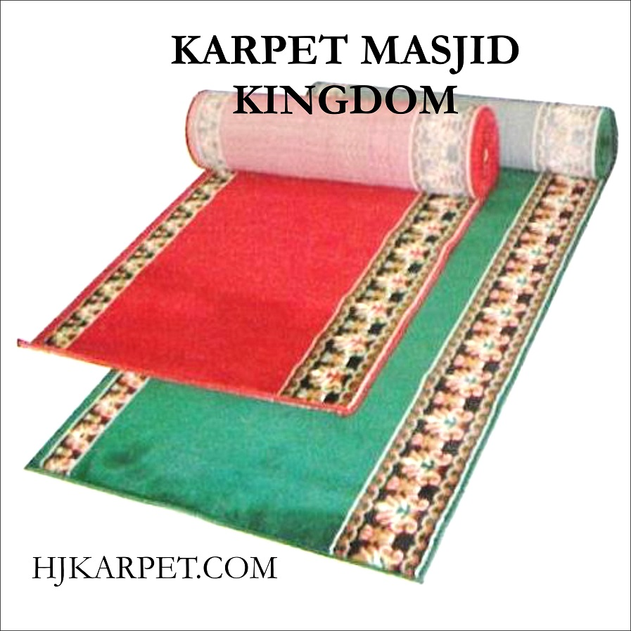 KARPET MASJID KINGDOM