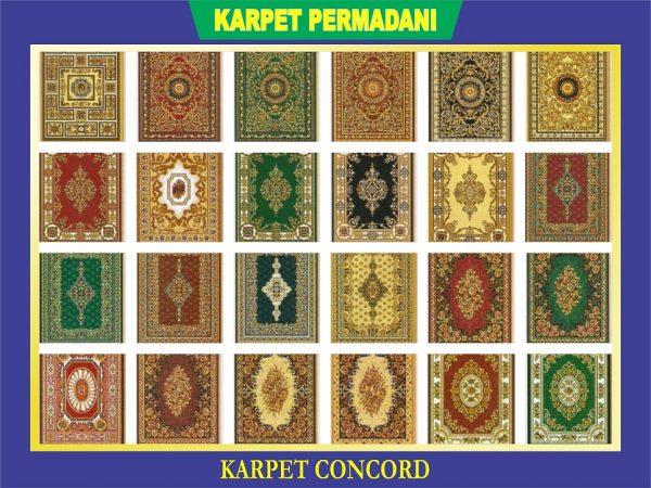 KARPET PERMADANI CONCORD