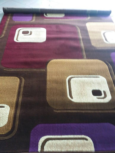 KARPET EXTACY 386 BROWN